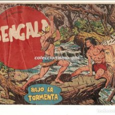 Tebeos: BENGALA Nº 5 TEBEO ORIGINAL 1959 BAJO LA TORMENTA SERIE MARCOS EDITORIAL MAGA OFERTA !! MIRA !!. Lote 163360842