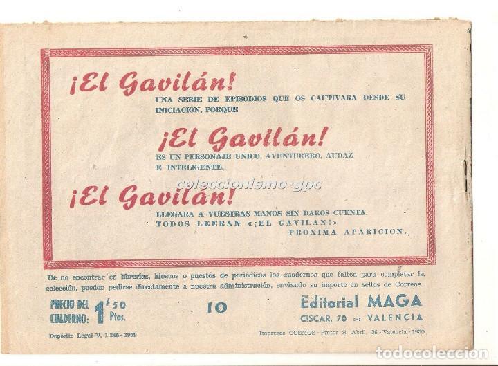 Tebeos: DON Z nº 10 TEBEO ORIGINAL 1959 LUCHA EN EL TORREON Editorial MAGA Serchio Buen Estado Oferta ! - Foto 2 - 163749314