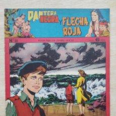 Tebeos: PANTERA NEGRA Y FLECHA ROJA - REVISTA Nº 68 - ED. MAGA. Lote 164513550