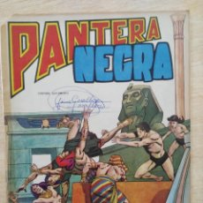 Tebeos: PANTERA NEGRA - REVISTA Nº 27 - ED. MAGA. Lote 164521086