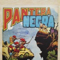 Tebeos: PANTERA NEGRA - REVISTA Nº 21 - ED. MAGA. Lote 164523910