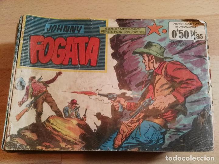 JOHNNY FOGATA COMPLETA (Tebeos y Comics - Maga - Otros)