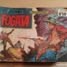 Tebeos: JOHNNY FOGATA COMPLETA. Lote 164846170