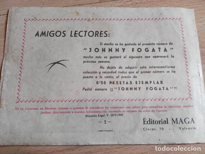 Tebeos: Johnny Fogata completa - Foto 3 - 164846170