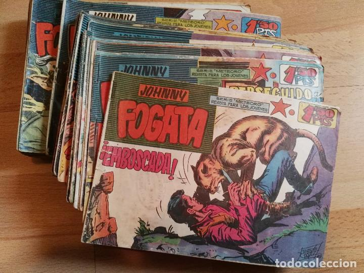 Tebeos: Johnny Fogata completa - Foto 4 - 164846170