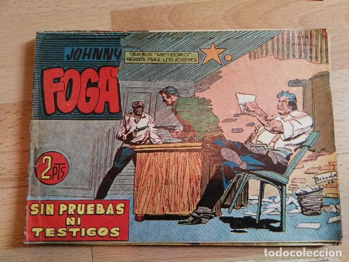 Tebeos: Johnny Fogata completa - Foto 6 - 164846170