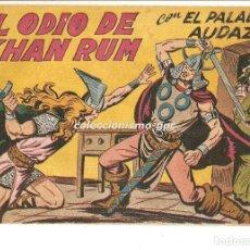 Tebeos: EL PALADIN AUDAZ Nº 27 TEBEO ORIGINAL 1957 EL ODIO DE KHAN RUM EDITORIAL MAGA VER DESCRIPCIÓN OFERTA. Lote 165091534