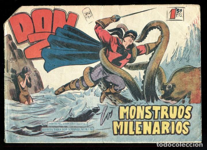 DON Z - EDITORIAL MAGA / NÚMERO 28 (Tebeos y Comics - Maga - Don Z)