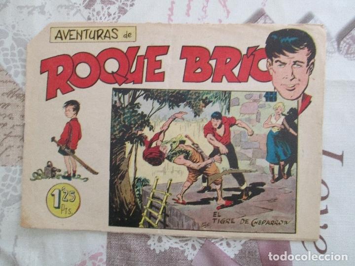 ROQUE BRIO Nº 6 (Tebeos y Comics - Maga - Otros)