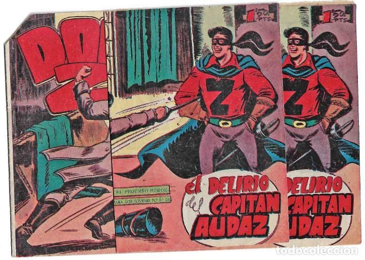 RAREZA, DON Z Nº 40 CON DOBLE PORTADA Y CONTRAPORTADA, MUY BUEN ESTADO- LEER TODO (Tebeos y Comics - Maga - Don Z)