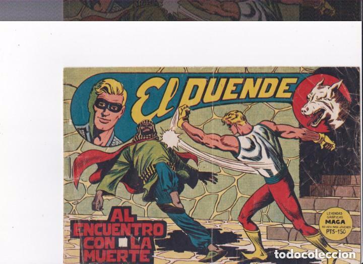 EL DUENDE Nº 13 (Tebeos y Comics - Maga - Otros)
