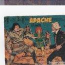 Tebeos: APACHE ,2ª PARTE,--LOTE DE 6 NºS. Lote 165771686