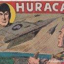 Tebeos: HURACAN ,PERSECUCION EN EL ESPACIO. Lote 165772154