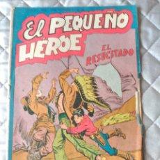 Tebeos: EL PEQUEÑO HÉROE LOTE DE 7 CÓMICS. Lote 165781662