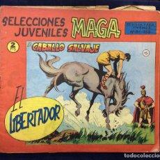 Livros de Banda Desenhada: EL LIBERTADOR MAGA 6 COMICS. Lote 165896286