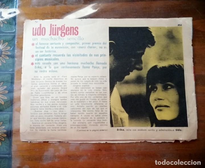 Tebeos: VARIOS CÓMICS ANTIGUOS ORIGINALES. - Foto 23 - 166054522