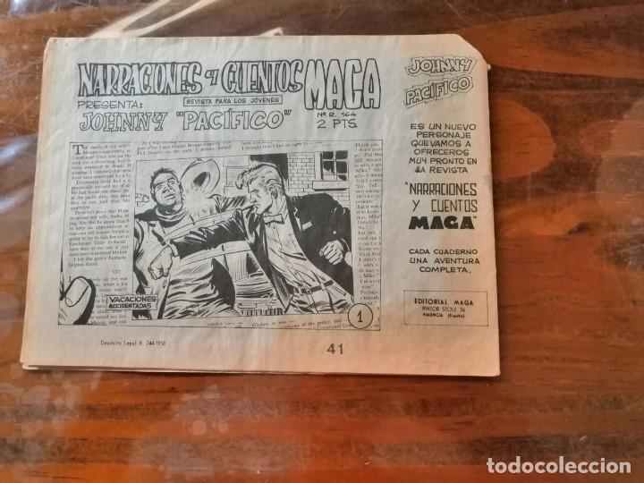 Tebeos: VARIOS CÓMICS ANTIGUOS ORIGINALES. - Foto 30 - 166054522