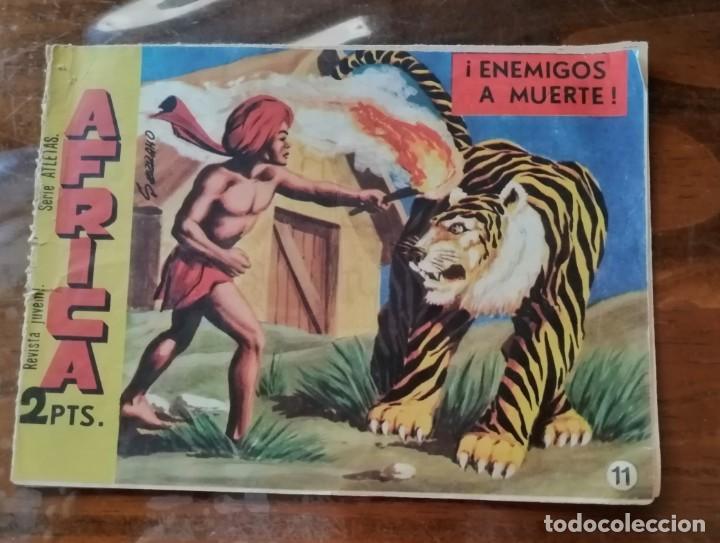 Tebeos: VARIOS CÓMICS ANTIGUOS ORIGINALES. - Foto 38 - 166054522