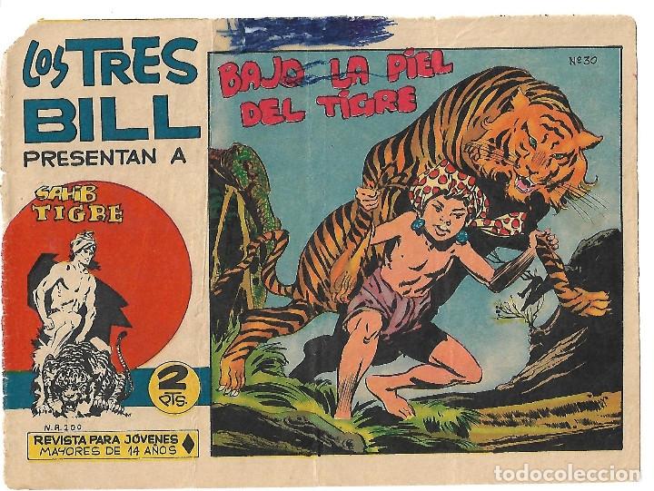 Tebeos: SAHIB TIGRE - COMPLETA - Foto 5 - 165750025