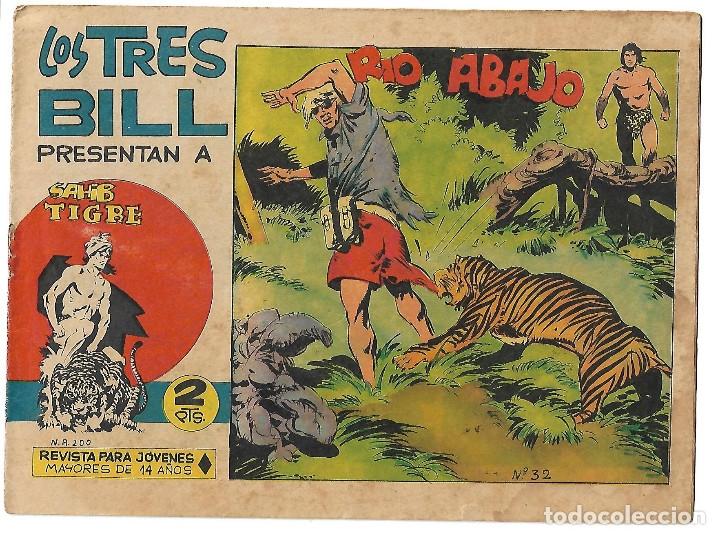 Tebeos: SAHIB TIGRE - COMPLETA - Foto 6 - 165750025