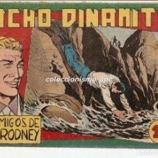 Tebeos: PACHO DINAMITA Nº 125 TEBEO ORIGINAL 1956 LOS AMIGOS DE ROD RODNEY EDITORIAL MAGA BUEN ESTADO OFERTA. Lote 166993432