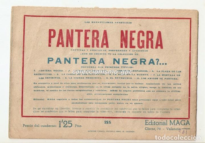 Tebeos: PACHO DINAMITA nº 125 TEBEO ORIGINAL 1956 LOS AMIGOS DE ROD RODNEY Editorial Maga Buen Estado Oferta - Foto 2 - 166993432