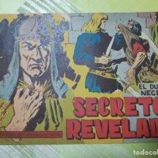 Giornalini: TEBEOS-COMICS CANDY - EL DUQUE NEGRO - Nº 3 - MAGA 1958 - ORIGINAL *AA98. Lote 167415720