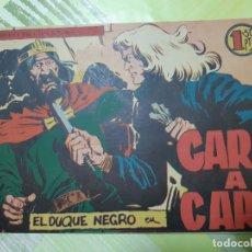 Giornalini: TEBEOS-COMICS CANDY - EL DUQUE NEGRO - Nº 4 - MAGA 1958 - ORIGINAL *AA98. Lote 167416800