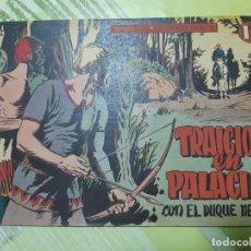 Giornalini: TEBEOS-COMICS CANDY - EL DUQUE NEGRO - Nº 6 - MAGA 1958 - ORIGINAL *AA98. Lote 167419496