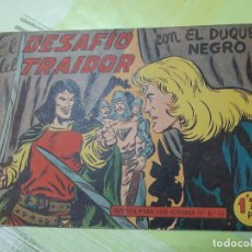 Tebeos: TEBEOS-COMICS CANDY - EL DUQUE NEGRO - Nº 23 - MAGA 1958 - ORIGINAL *AA98. Lote 167436284