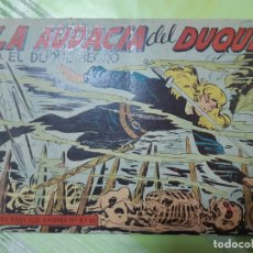 Tebeos: TEBEOS-COMICS CANDY - EL DUQUE NEGRO - Nº 35 - MAGA 1958 - ORIGINAL *AA98. Lote 167442932