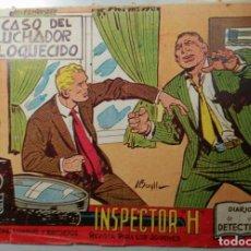 Livros de Banda Desenhada: CÓMIC - INSPECTOR H. N° 20 - ED. MAGA. EXCELENTE. Lote 168048520