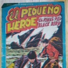 Tebeos: CÓMIC - EL PEQUEÑO HÉROE - ED. MAGA. NÚMERO 118. . Lote 168323652