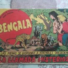 Livros de Banda Desenhada: BENGALA Nº 53. Lote 169009372