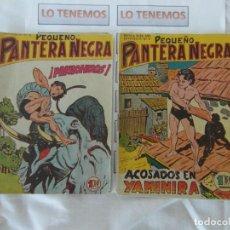 Tebeos: PEQUEÑO PANTERA NEGRA EDITORIAL MAGA DE 1958 Nº 59,60. Lote 169171804