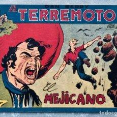 Giornalini: DAN BARRY EL TERREMOTO 35 ORIGINAL. EDITORIAL MAGA. DIBUJOS JOSE ORTIZ. Lote 169217888
