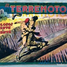 Giornalini: DAN BARRY EL TERREMOTO 36 ORIGINAL. EDITORIAL MAGA. DIBUJOS JOSE ORTIZ. Lote 169219744