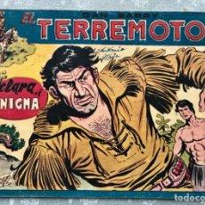 Giornalini: DAN BARRY EL TERREMOTO 37 ORIGINAL. EDITORIAL MAGA. DIBUJOS JOSE ORTIZ. Lote 169220696