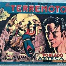 Giornalini: DAN BARRY EL TERREMOTO 44 ORIGINAL. EDITORIAL MAGA. DIBUJOS JOSE ORTIZ. Lote 169297628