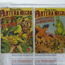 Tebeos: PEQUEÑO PANTERA NEGRA EDITORIAL MAGA DE 1958 Nº 95,96. Lote 169570884