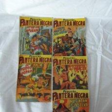 Tebeos: PEQUEÑO PANTERA NEGRA EDITORIAL MAGA DE 1958 Nº 89,90,91,92,93. Lote 169572188