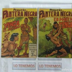 Tebeos: PEQUEÑO PANTERA NEGRA EDITORIAL MAGA DE 1958 Nº 85,86. Lote 169572676
