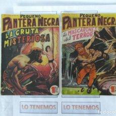 Tebeos: PEQUEÑO PANTERA NEGRA EDITORIAL MAGA DE 1958 Nº 79,80. Lote 169573556