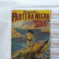 Tebeos: PEQUEÑO PANTERA NEGRA EDITORIAL MAGA DE 1958 Nº 82 . Lote 169650188