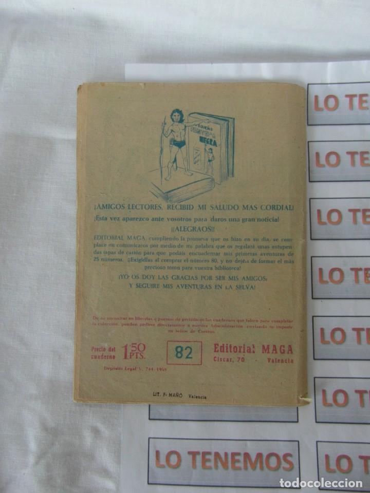 Tebeos: Pequeño pantera negra editorial Maga de 1958 Nº 82 - Foto 3 - 169650188