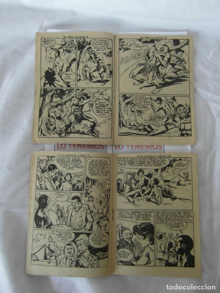 Tebeos: Pequeño pantera negra Editorial Maga de 1958 Nº 76,77 - Foto 2 - 169650908