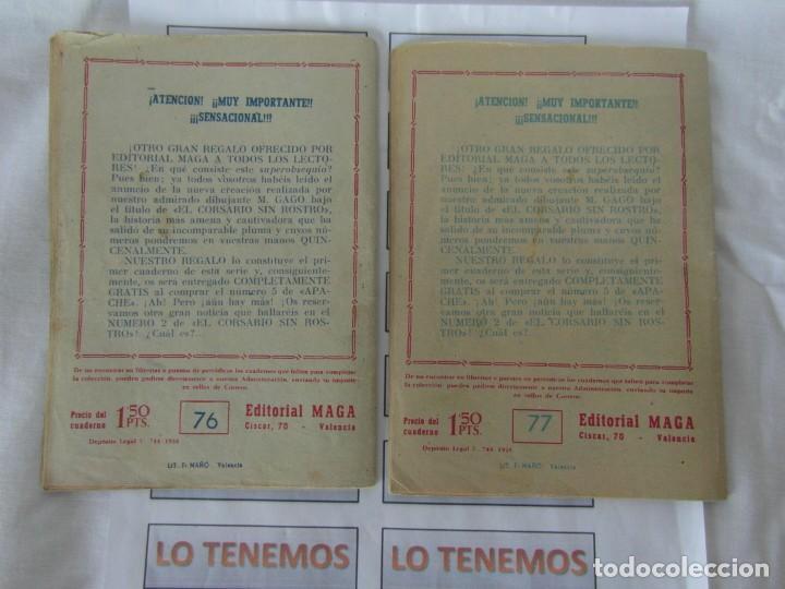 Tebeos: Pequeño pantera negra Editorial Maga de 1958 Nº 76,77 - Foto 3 - 169650908