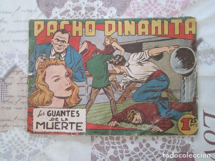 PACHO DINAMITA Nº 2 (Tebeos y Comics - Maga - Pacho Dinamita)