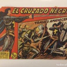 Tebeos: TEBEO EL CRUZADO NEGRO Nº 24.. Lote 170236068