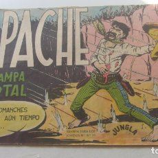 Tebeos: APACHE Nº 26 - ED.MAGA 1956 CX15. Lote 170422996